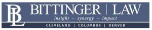 Bittinger Law Logo - Cleveland, Columbus, Denver